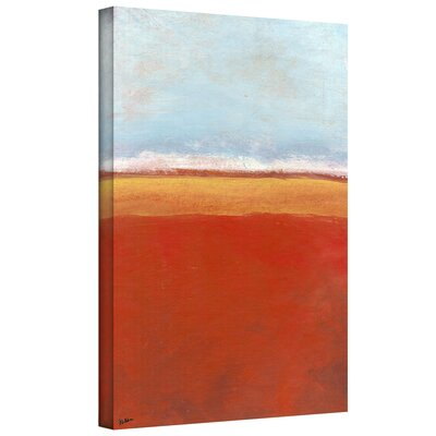 Jan Weiss 'Big Sky Country IV' Gallery-Wrapped Canvas Wall Art