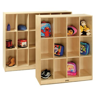 Jonti-Craft 12 Cubbie Locker Storage