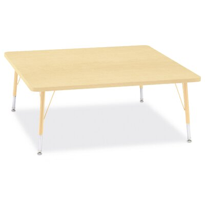 "Jonti-Craft Berries Square Activity Table (48"" x 48"")"