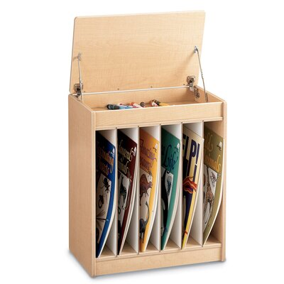 Jonti-Craft Big Book Easel - Flannel