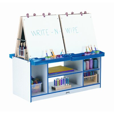 Jonti-Craft 4 Station Easel