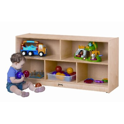 Jonti-Craft ThriftyKYDZ Toddler Single Mobile Storage Unit