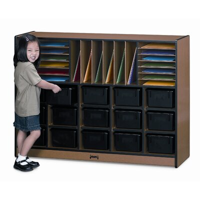 Jonti-Craft Sproutz Sectional Mobile Cubbie