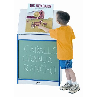 Jonti-Craft Chalkboard Big Book Easel