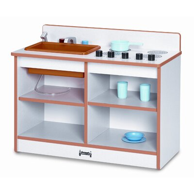 Jonti-Craft 2-In-1 Toddler Kitchen