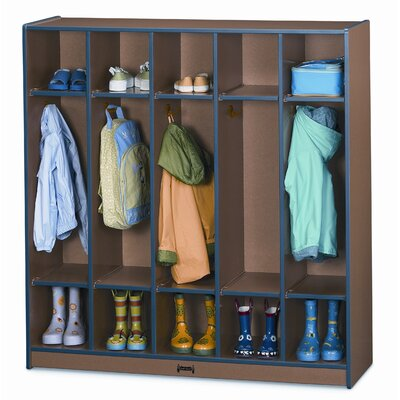 Jonti-Craft Sproutz Coat Locker
