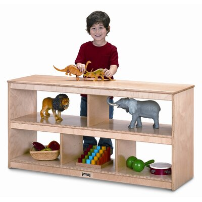 Jonti-Craft Open Toddler Shelf