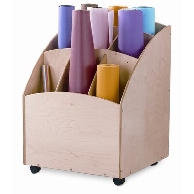 Jonti-Craft Paper Roll Bin