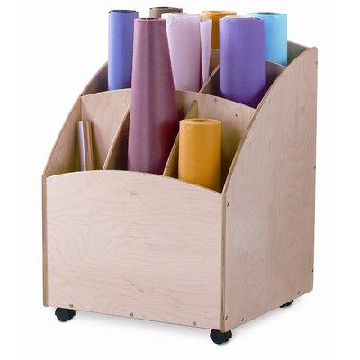 Jonti-Craft Paper Roll Bin