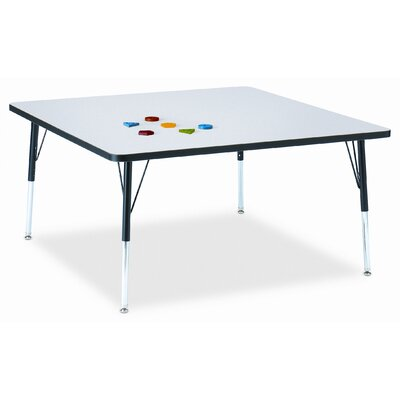 Jonti-Craft KYDZ Square Laminate Activity Table