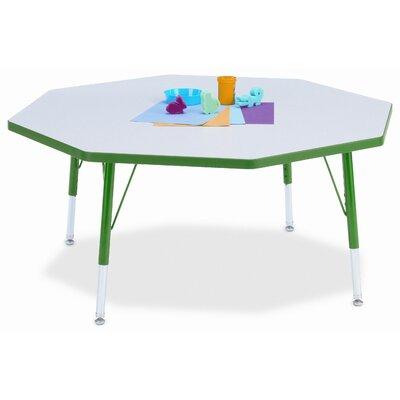 Jonti-Craft KYDZ Octagon Laminate Activity Table