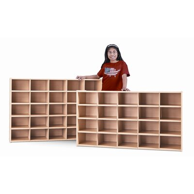 Jonti-Craft 20-Tray Cubbie Storage