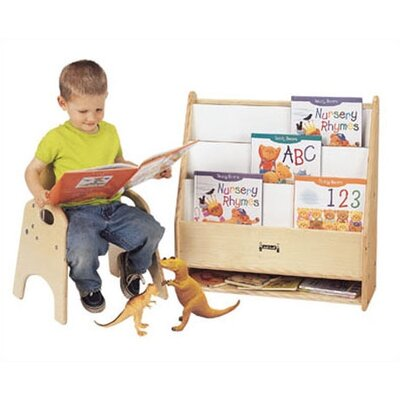 "Jonti-Craft 25"" H Toddler Pick-a-Book Stand"