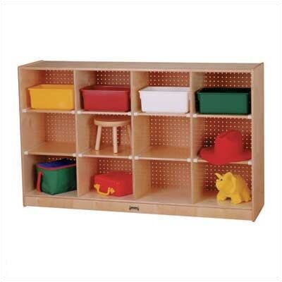 Jonti-Craft 12 Compartment Cubby