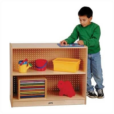 Jonti-Craft Rectangular Shelved Module