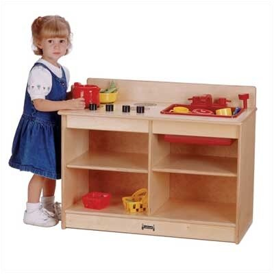 Jonti-Craft ThriftyKYDZ 2-in-1 Toddler Kitchen