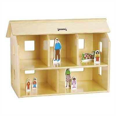 Jonti-Craft KYDZ Dollhouse