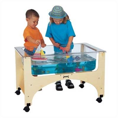 Jonti-Craft See-Thru Sand-n-Water Table