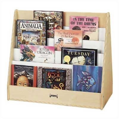 "Jonti-Craft 28"" H Pick-a-Book Stand - 2 Sided"