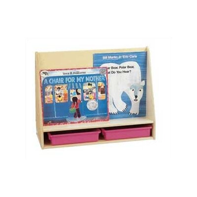 "Jonti-Craft 24"" Small 1 Sided Pick-a-Book Stand"