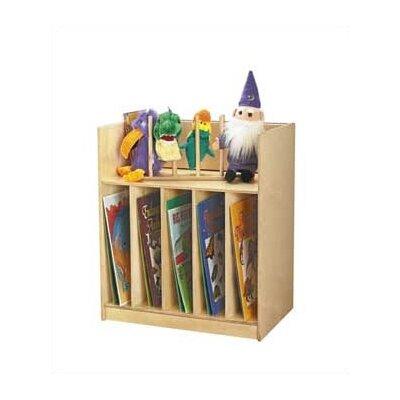 Jonti-Craft Big Book Display Cart