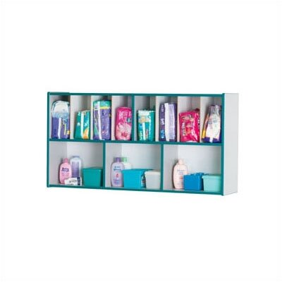 Jonti-Craft Rainbow Accents Diaper Organizer