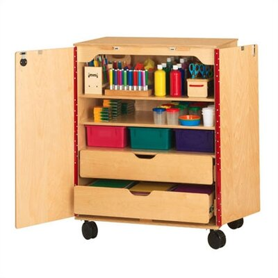 Jonti-Craft Supply Cabinet