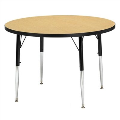 "Jonti-Craft KYDZ Toddler Height Activity Table- Round  (48"" diameter)"
