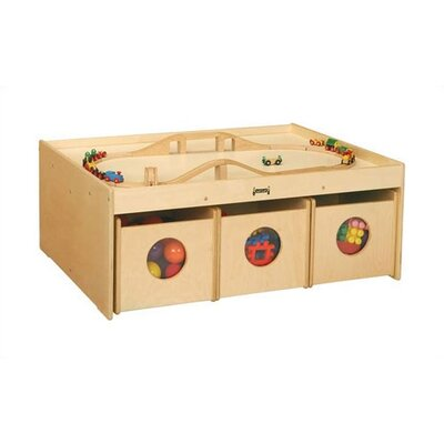 KYDZ Activity Table - Rectangular (34