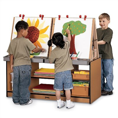Jonti-Craft SPROUTZ® 4 Station Art Center
