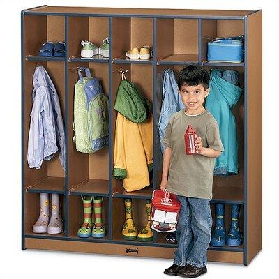 Jonti-Craft SPROUTZ® Coat Locker - 5 Sections