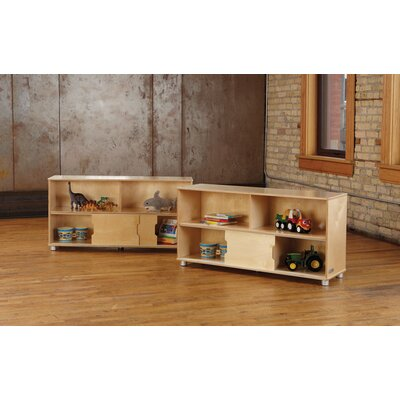 Jonti-Craft TrueModern Storage Shelf