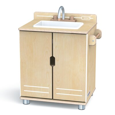 Jonti-Craft TrueModern Kitchen Sink