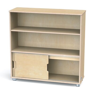 Jonti-Craft TrueModern Two-Shelf Bookcase