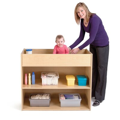 Jonti-Craft Young Time Changing Table