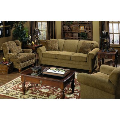 Craftmaster Torpedo Sofa and Chair Set