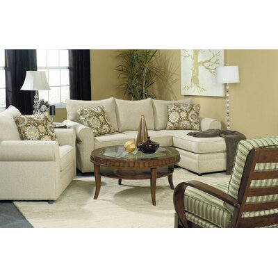 Craftmaster Crysall Living Room Collection with Chaise