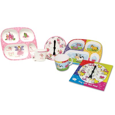 DayDream Toys Play With Your Food Princess and Animals Double Set