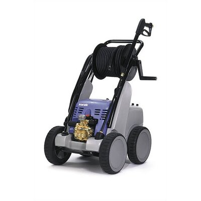 Kranzle USA 5.0 GPM / 2400 PSI Large Quadro Cold Water Electric Pressure Washer