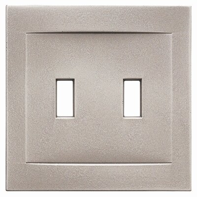 RQ Home Double Toggle Magnetic Wall Plate