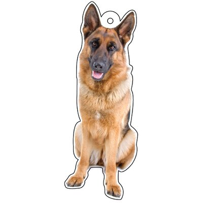 Little Gifts German Shepherd Air Freshener
