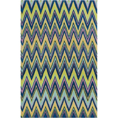 Filament  LLC Cinzia Multi Chevron Rug