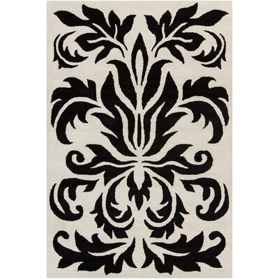 Filament  LLC Cinzia Off-White Floral Rug
