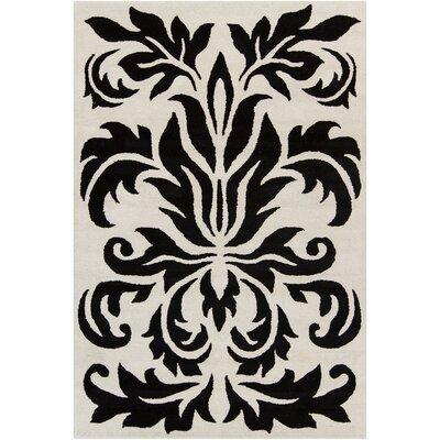 Filament  LLC Cinzia Off-White Floral Rug