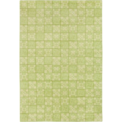 Filament  LLC Cinzia Green Geometric Rug