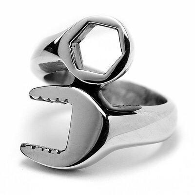 Casted Stainless Steel Combination Wrench Ring