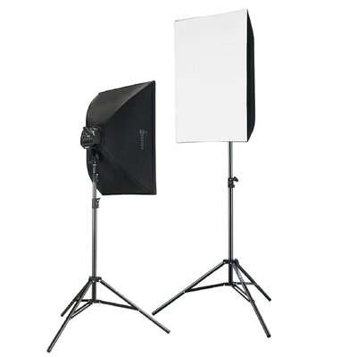 Square Perfect 2000 W Photography and Digital Video Continuous Light Kit