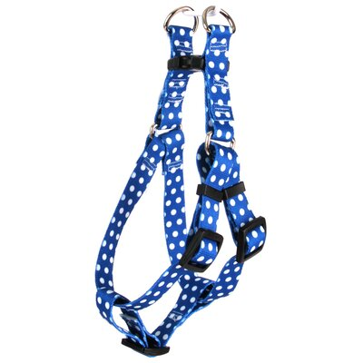 Polka Dot Step-In Harness
