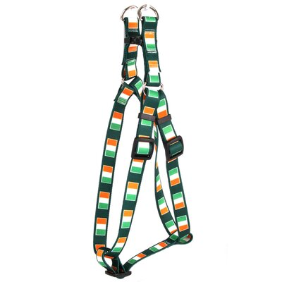 Yellow Dog Design Irish Flag Step-In Harness
