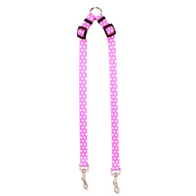 Yellow Dog Design New Polka Dot Coupler Lead